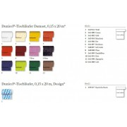 Dunicel Tischläufer Damast, 0,15 cm x 20 m (6x1)