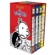 Diary of a Wimpy Kid Boxed Set by Jeff Kinney