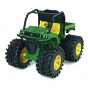 John Deere Lights and Sounds 6 Inch Monster Treads Vehicle - XUV Gator