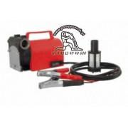 KPT 12-40 Pompa powierzchniowa do oleju napędowego i opałowego zasilana akumulatorowo 12V
