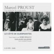 A La Recherche Du Temps Perdu - Le Côté De Guermantes - (5cd Audio Mp3)