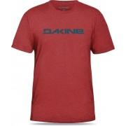 Dakine Da Rail T Koszulka Mężczyźni czerwony S Koszulki