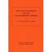 The Neumann Problem for the Cauchy-Riemann Complex by Gerald B. Folland