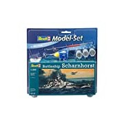 """Revell GmbH 65136 """"Battleship Scharnhorst"""" Model Set"""