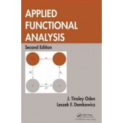 Applied Functional Analysis by J. Tinsley Oden