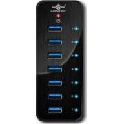 USB Hub Vantec UGT-PH307U3 7 porturi USB 3.0
