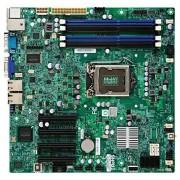Supermicro MBD-X9SCM-F-O Carte mère socket 1155, micro ATX, Intel Core i3, mémoire DDR3, SATA III, USB 2.0