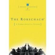 The Rorschach: Advanced Interpretation by John E. Exner
