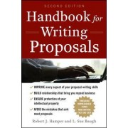 Handbook For Writing Proposals by Robert J. Hamper