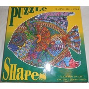Shaped Like a Fish Puzzle 1000 Piece by Shapes