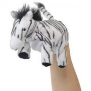 "Zebra Glove Puppet 7"" by Wild Republic"