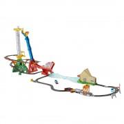 THOMAS FRIENDS THOMAS SKY-HIGHT BRIDGE JUMP SET Mattel DFM54