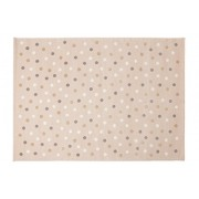 Lorena Canals A-DOT-PM Dots Nude Multi/Rosa 120 x 160 cm
