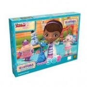 Doutora Brinquedos Puzzle 30 peças Doutora Brinquedos