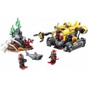 Set De Constructie Lego City Submarin Pentru Explorarea Adancurilor Marii