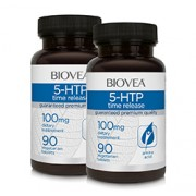 5-HTP (Time Release) 100mg 180 Tablets VALUE PACK
