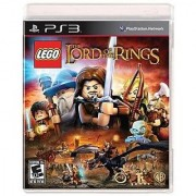 LEGO The Lord of The Rings with The Fellowship of The Ring Blu-Ray Playstation 3