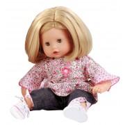 Blonde pop met roze outfit, Goetz Muffin - S