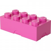 LEGO Lunch Box - Pink