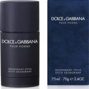 Dolce&Gabbana Pour Homme Deo Stick 75ml за Мъже