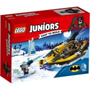 Batman vs Mr. Freeze Lego