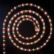 Eminza Tubo luminoso Multicolor 18 m