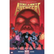 Uncanny Avengers Volume 2: The Apocalypse Twins (marvel Now) by Rick Remender