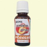 Elegante Aroma Natural de Pêssego