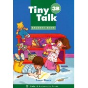 Tiny Talk: 3: Student Book B: Students Book B Level 3 by Carolyn Graham