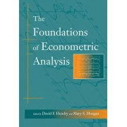 The Foundations of Econometric Analysis by David F. Hendry
