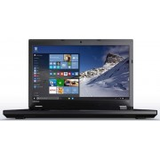 "Laptop Lenovo ThinkPad L560 (Procesor Intel® Core™ i5-6200U (3M Cache, up to 2.80 GHz), Skylake, 15.6"", 4GB, 500GB @7200rpm, Intel HD Graphics 520, Wireless AC, FPR, Win7 Pro 64)"