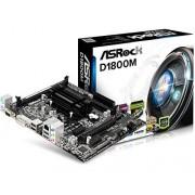 ASRock D1800M Carte mère Intel Celeron J1800 ATX Socket LGA1150