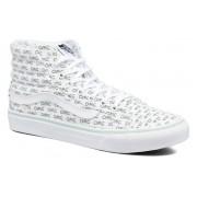 Vans - Sk8-Hi Slim W by Vans - Sneaker für Damen / weiß