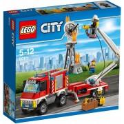 LEGO City 60111 Brandweer Hulpvoertuig