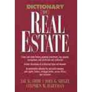 Dictionary of Real Estate by Dr. Jae K. Shim