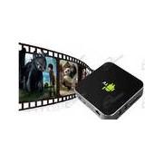 KIT BOX ANDROID TV E TASTIERA WIRELESS: LETTORE MULTIMEDIA HD WIFI, INTERNET, SOCIAL NETWORK E TV STREAMING CON ANDROID