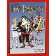 The Lost Princess of Oz by L. F. Baum
