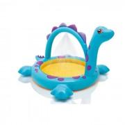 Intex piscina baby spruzzo dino