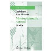 Macroeconomie. Aplicaţii. Editia 2.