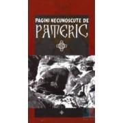 Pagini necunoscute de Pateric
