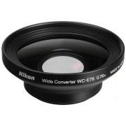 Convertor Wide NIKON WC-E76, Wide 0.76x pentru COOLPIX P6000