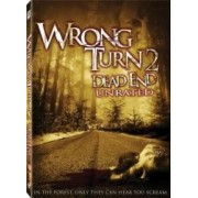 WRONG TURN 2 DEAD END DVD 2007