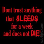T-shirt Dont Trust