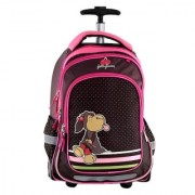 Target školska torba sa točkićima Trolley Nici Lucy 16359