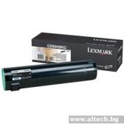 LEXMARK Cartridge for C935, black - 38000k (C930H2KG)
