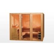 items-france VITALA - Sauna traditionnel 200x150x200 pour 3-4 personnes