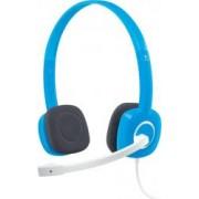 Casti Logitech H150 Sky Blue