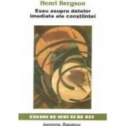 Eseu asupra datelor imediate ale constiintei - Henri Bergson