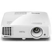 Videoproiector Resigilat BenQ TW523P, DLP, WXGA, 3000 lumeni, 3D via HDMI, Alb