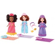 Disney Sofia The First Royal Sleepover Doll 3-Pack by Mattel [Toy] (English Manual)